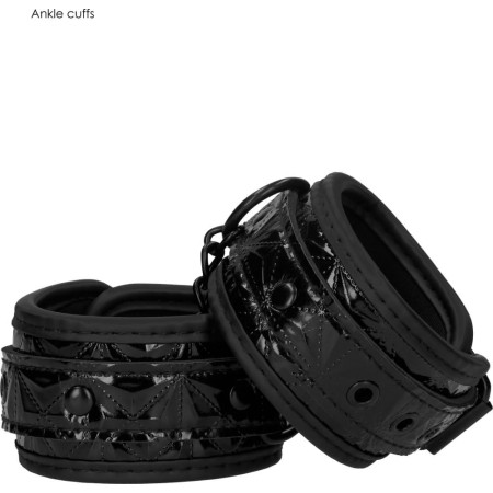 Manette Ouch! Luxury Hogtie