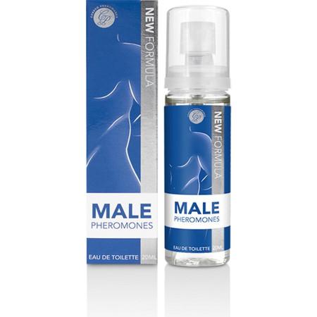 Profumi ai feromoni Male Pheromones 20ml Cobeco Pharma