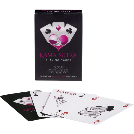 Moodzz Kama Sutra Playing Cards - gioco erotico