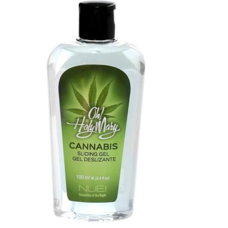 Lubrificante Cannabis Sliding Gel 100 ml Oh! Holy Mary