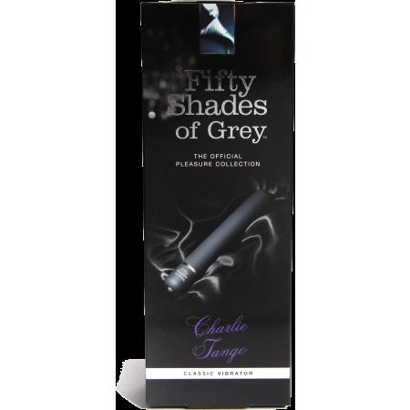 50 Sfumature di Grigio Charlie Tango - vibratore classico