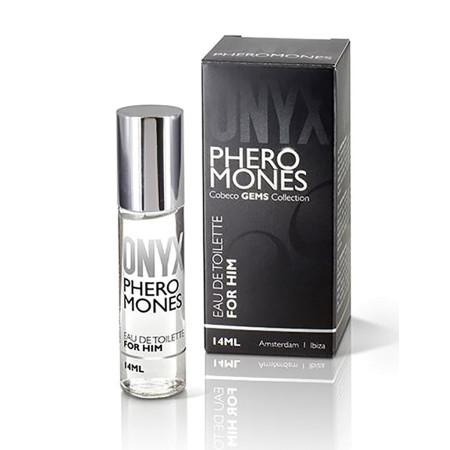 Onyx Pheromone Men Toilette profumo ai feromoni Cobeco Pharma