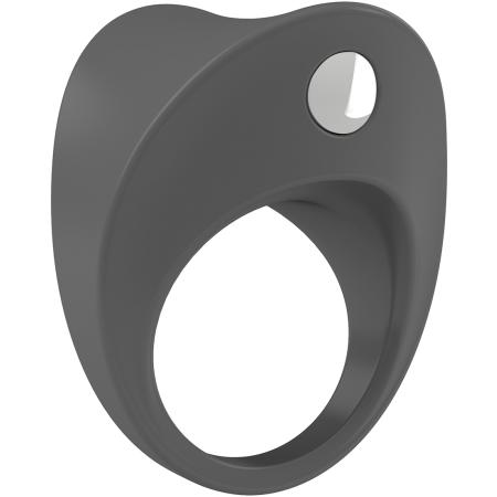 OVO B11 - anello fallico vibrante grigio