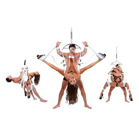 Altalena bondage Fantasy Bondage Swing Set Pipedream - Fetish Fantasy Series