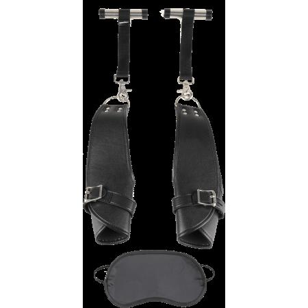 Pipedream Deluxe Door Cuffs - manette da porta