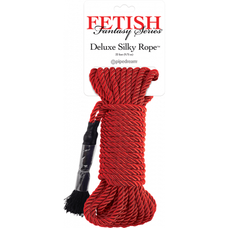 Silky Rope Deluxe - corda bondage