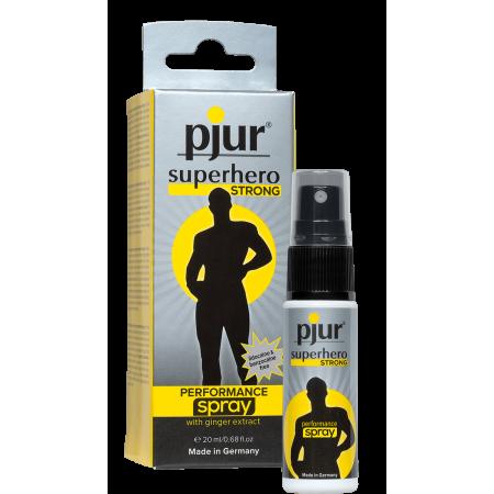 Pjur Superhero Strong - spray ritardante per lui
