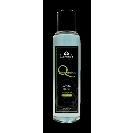 Luxuria Quintessence White Musk - olio per massaggi