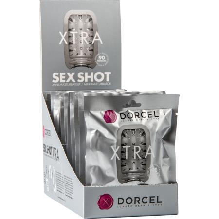 Masturbatore uomo Sex Shot Xtra Dorcel