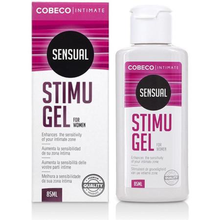 Gel stimolante per lei Cobeco Intimate Stimu Gel for Women Cobeco Pharma