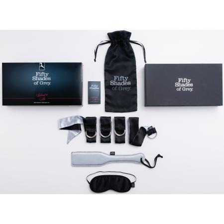 Submit to Me kit del piacere 50 Sfumature di Grigio