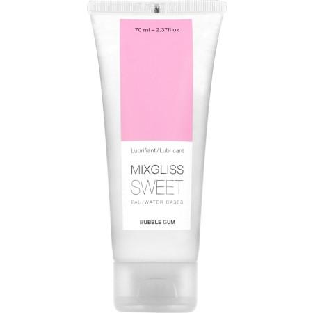 Lubrificante Eau Sweet Bubble Gum 70 ml Mixgliss