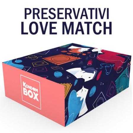 Test Pack Love Match - 36 pz