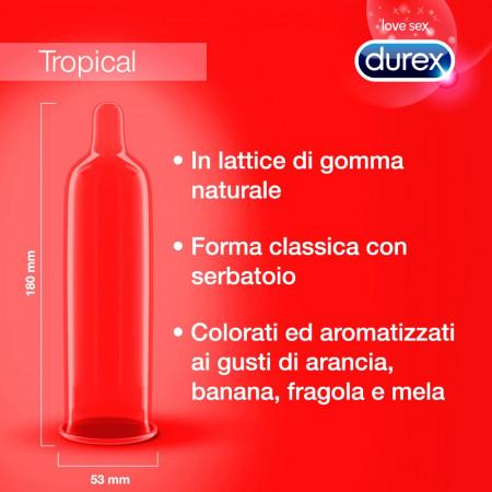 Durex Tropical - 144 pezzi