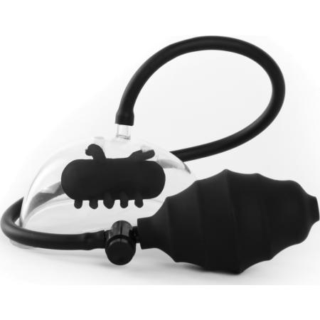 Vibratore Vibrating Pussy Pump Pipedream