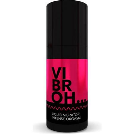 Gel stimolante Vibroh Intimateline vibratore liquido