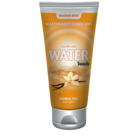 Water Touch - lubrificante alla vaniglia