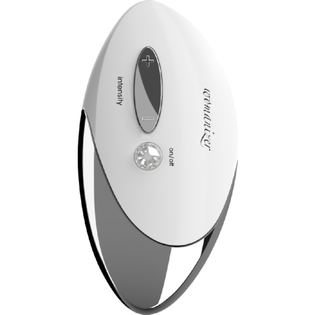 Succhia clitoride Womanizer W500 Pro White Chrom