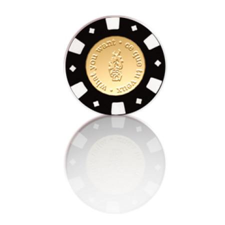 YesForLov Naughty Poker Coin - monete dell'amore