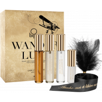 Bijoux Indiscrets Wanderlust Chocolate - kit del piacere