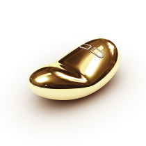 Lelo Yva Gold - stimolatore clitorideo