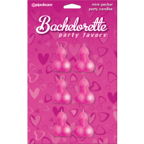 Candele Mini Pecker Party Candles Bachelorette