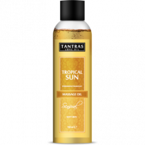 IntimateLine Tantras Love Oil Tropical Sun - olio per massaggi