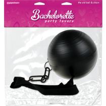 Palla da Carcerato Party Ball and Chain Bachelorette