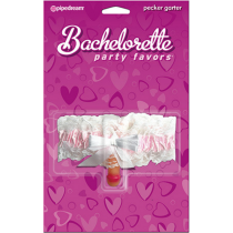 Giarrettiera Pecker Garter Bachelorette Party Favors