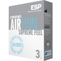 ESP Air Thin Supreme Feel - preservativi ultrasottili