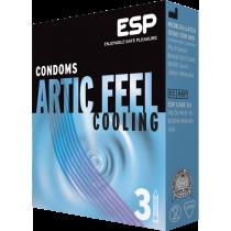 ESP Artic Feel Cooling - preservativi stimolanti
