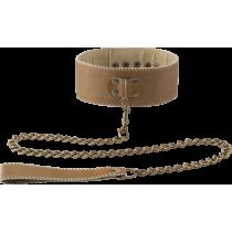 Ouch! Collar with Leash - collare con guinzaglio