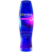 Gel lubrificante Control Massage Nature 150ml