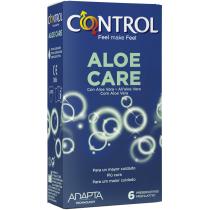 Control Adapta Aloe Care preservativi classici