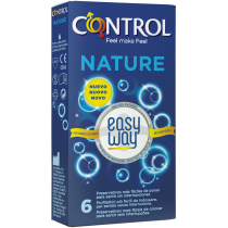 Control Nature Easy Way - preservativi classici con applicatore