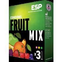 ESP Fruit Mix - preservativi aromatizzati