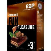 ESP Fun Pleasure - preservativi aromatizzati