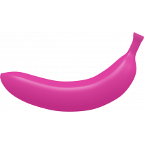 Love to Love Oh Oui! - vibratore a forma di banana