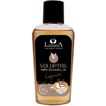 Luxuria Voluptas Cappuccino - gel stimolante al cappuccino 100ml