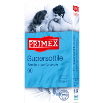 Primex Supersottile - preservativi supersottili