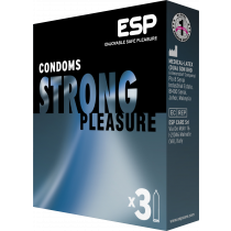 ESP Strong Pleasure - preservativi resistenti