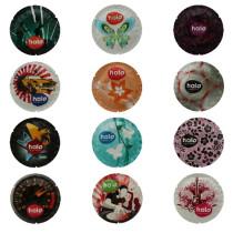 preservativi Pasante Halo Round