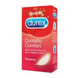 Durex Contatto Comfort - preservativi sottili