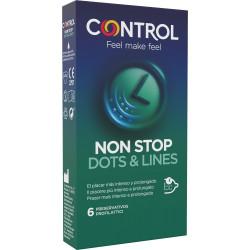 control non stop preservativi ritardanti e stimolanti