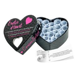 Gioco erotico Erotic Heart Mini Tease&Please