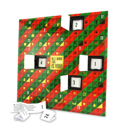 Calendario erotico dell'avvento All I Want For Christmas Is You Tease&Please