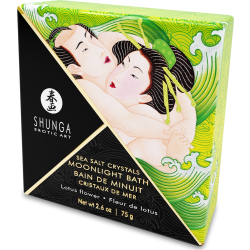 Sali da bagno Love Bath - Lotus Green Shunga Erotic