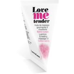 Olio massaggi Love to Love Love Me Tender - Zucchero filato 10ml