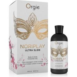 Olio per massaggi Noriplay Ultra Slide 500 ml Orgie