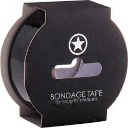 Kit bondage Ouch! Bondage-Tape-17_5-m Rosso